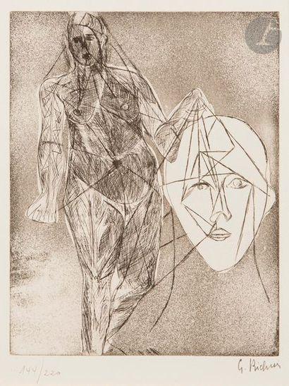 Pablo Picasso (1881-1973) (d'après) Germaine...
