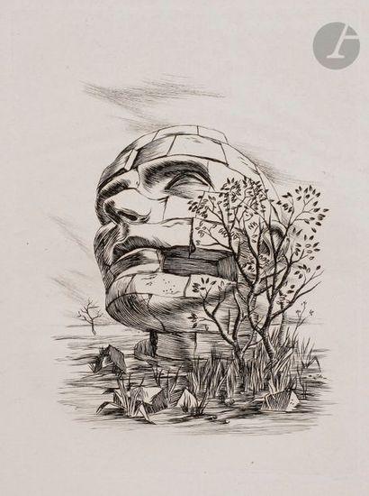 Jean-Paul Vroom (1922-2006) Queneau (Raymond)....