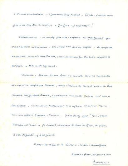 BENOIT Pierre (1886-1962) [AF 1931, 6ef]....
