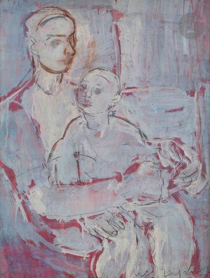 *Joachim WEINGART (1895-1942) Père et son...