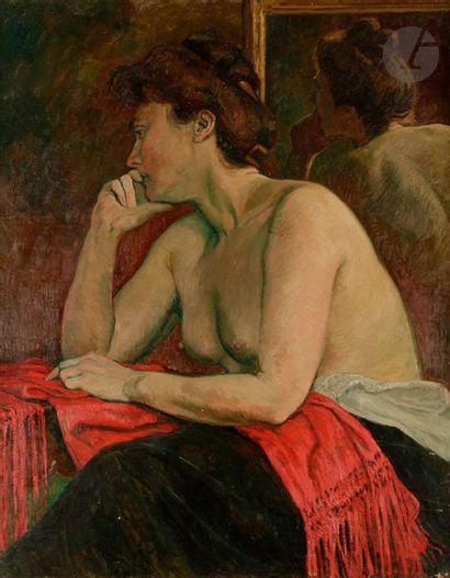 *Georges-Daniel de MONFREID (1856-1929) Olympe...