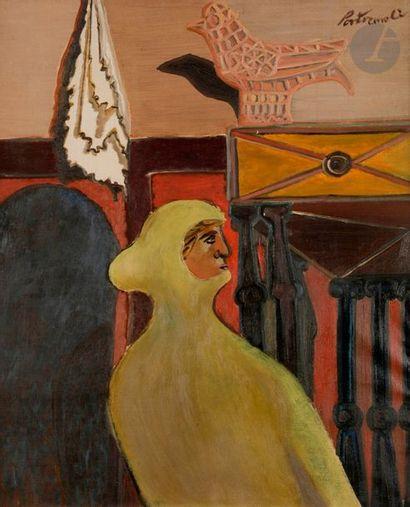 Enrico PONTREMOLI (1914-1968) Composition,...