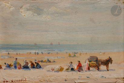 Charles Emmanuel Joseph ROUSSEL (1861-1936)...