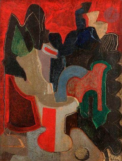 *Emmanuel GONDOUIN (1883-1934) Nature morte...