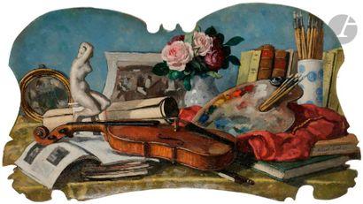 Albert ANDRÉ (1869-1954) Nature morte au...