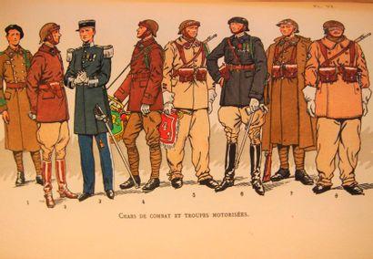 DEPREAUX (Albert) L'armée française. 1939...
