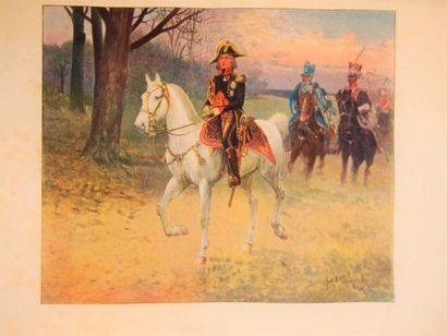FALLOU (L.) La Garde Impériale (1804-1815)....