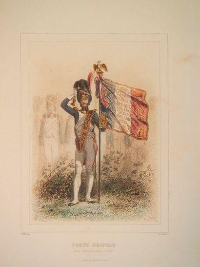 FIEFFE (E.) Napoléon 1er et la Garde Impériale....