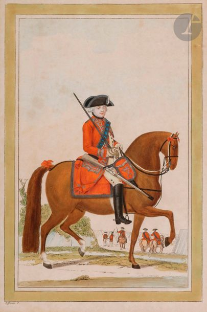 HOFFMANN (Nicolas) - Gendarme bourguignon....