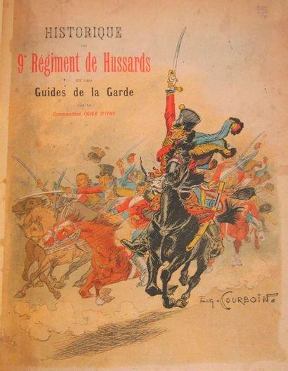 HISTORIQUE - OGIER D'IVRY (Cdt.) Historique...