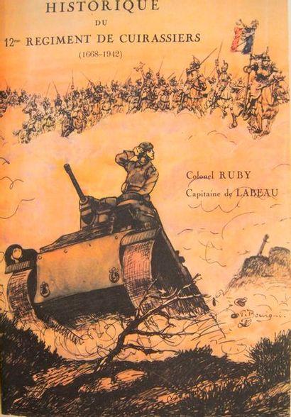 HISTORIQUE - RUBY (Col.) & LABEAU (Capt.)...