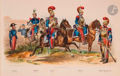 LALAISSE (H.) L'armée française de la 2e...