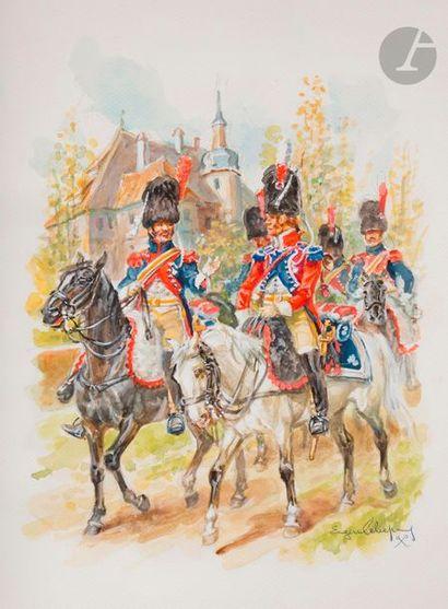 LELIEPVRE (E.) Second Empire. 1852-1870,...