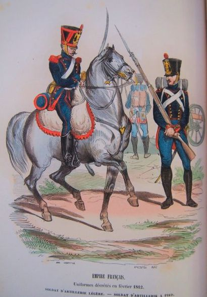 MARCO DE SAINT-HILAIRE (Émile) Histoire de la campagne de Russie pendant l'année...
