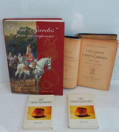 VERLY. (A.) Souvenirs du Second Empire. L'escadron des Cent-Gardes. 2e édition....