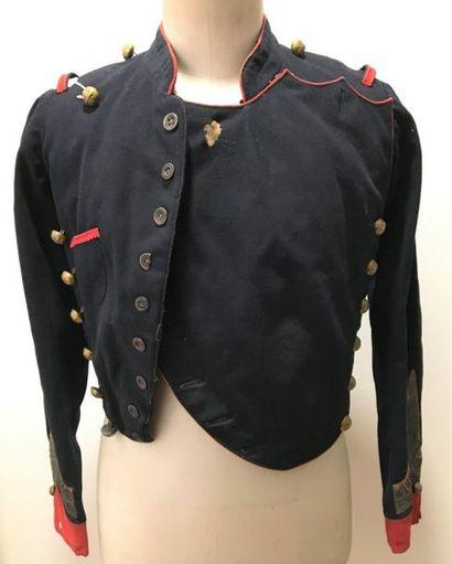 Habit veste de sous-officier d'artillerie...