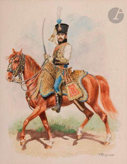 ROUSSELOT (Lucien) Le colonel Schwarz du...