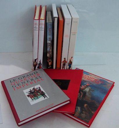 BEY. Austerlitz. La victoire exemplaire. Éditions Quatuor, 2005, in-4, cartonnage....