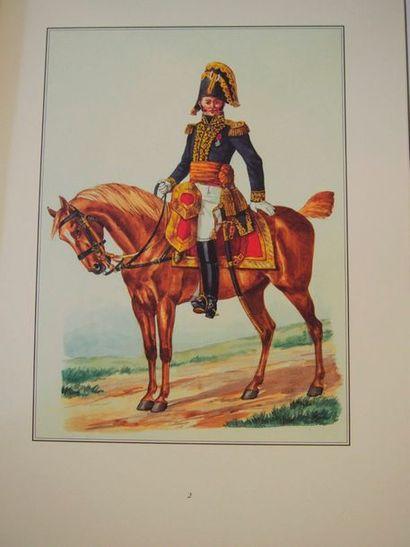 BOURGEOT & MARTIN Les Trompettes de cavalerie sous l'Empire. Paris, Le Livre chez...