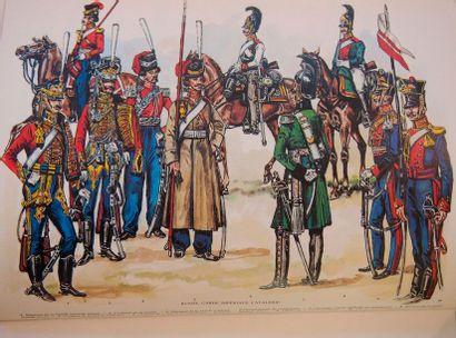 TRANIE & CARMIGNIANI. Campagne d'Espagne. - Napoléon et l'Autriche. Campagne de...
