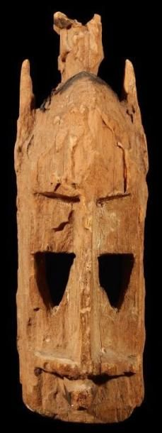 Masque DOGON (Mali). Masque à visage humain...