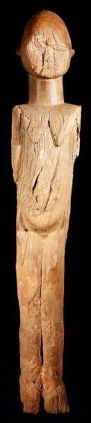 Statue LOBI (Burkina Faso). Statue protectrice...