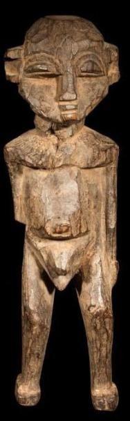Statuette LOBI (Burkina Faso). Ancienne statuette...