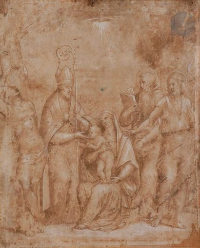 Attribué à Giacomo FRANCIA (avant 1486-1557)...