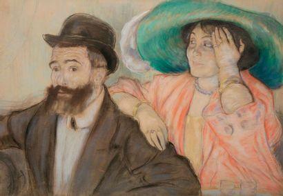 *Louis LEGRAND (1863-1951) L'Artiste et son...