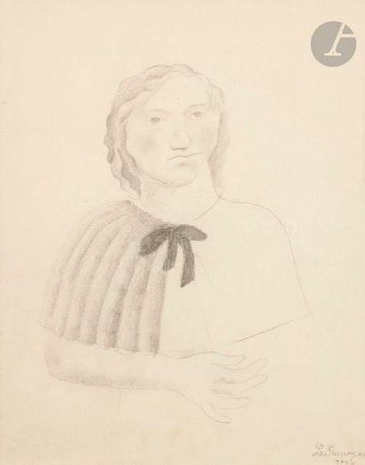 Roger de LA FRESNAYE (1885-1925) Femme d'après...