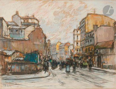 Pierre-Jacques PELLETIER (1869-1931) Paris,...