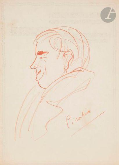 Jean-Gabriel DOMERGUE (1889-1962) Portraits...