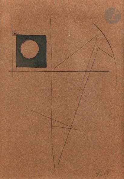 Léon TUTUNDJIAN (1906-1968) Composition,...