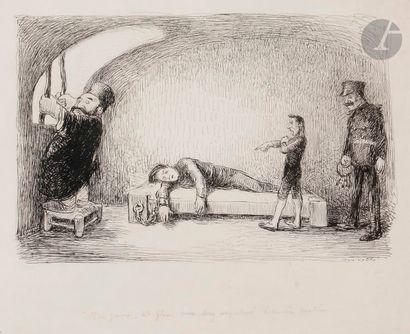 Jean VEBER (1868-1928) Illustration pour...