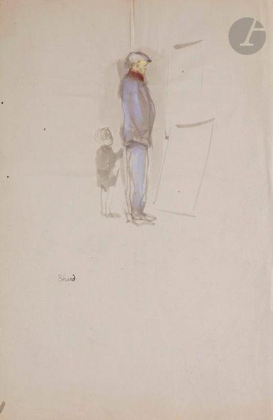 Christian BÉRARD (1902-1949) Peintre et son...