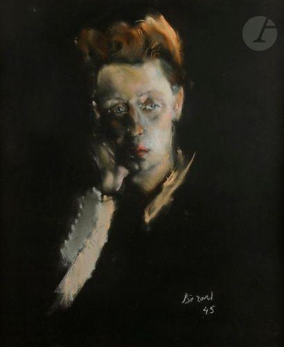 Christian BÉRARD (1902-1949) Portrait de...