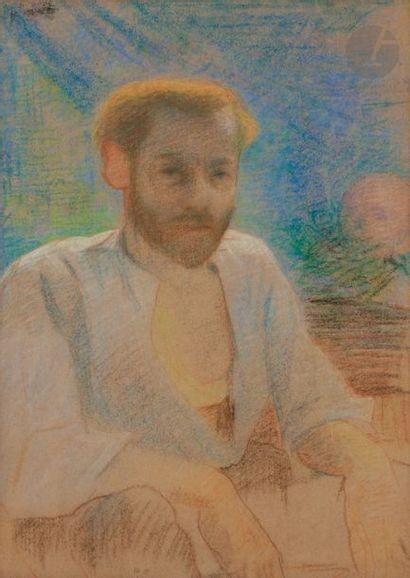 *Claude-émile SCHUFFENECKER (1851-1934) Portrait...