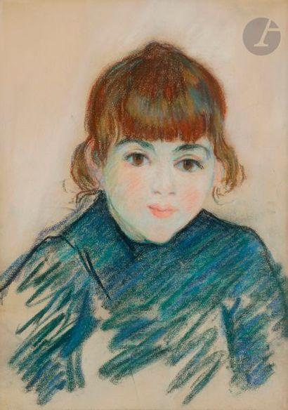 *Armand GUILLAUMIN (1841-1927) Portrait de...