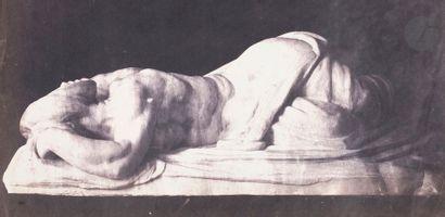 Charles Nègre (1820-1880) Désespoir, dit...