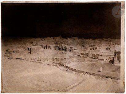 Calotypiste non identifié Panorama sud-est...
