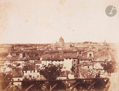 Photographe non identifié Rome, c. 1850....