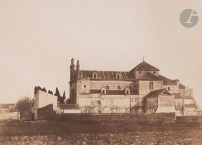 Émile Pécarrère (1816-1904) Espagne, c. 1852....
