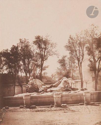Vicomte Louis de Dax (1816-1872) Espagne,...