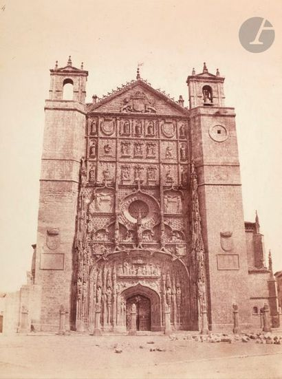 Alphonse Delaunay (1827-1906) Espagne, 1854....