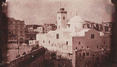 Paul Jeuffrain (1809-1896) Algérie, c. 1856....