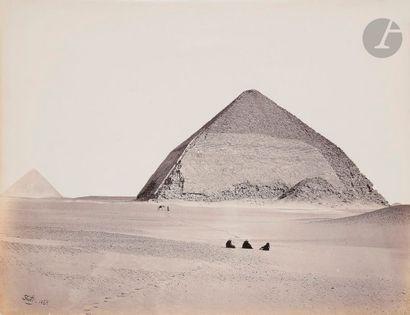 Francis Frith (1822-1898) Égypte, 1858 Plaine...