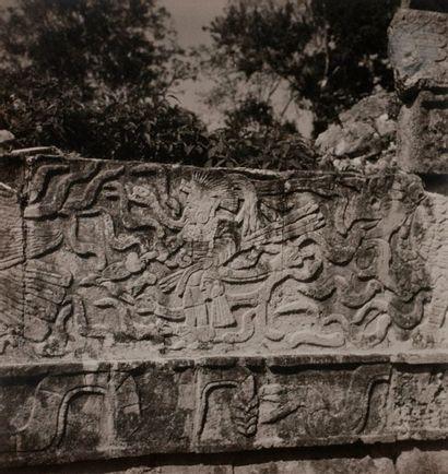 Eva Sulzer (1902-1990). Voyage au Mexique...