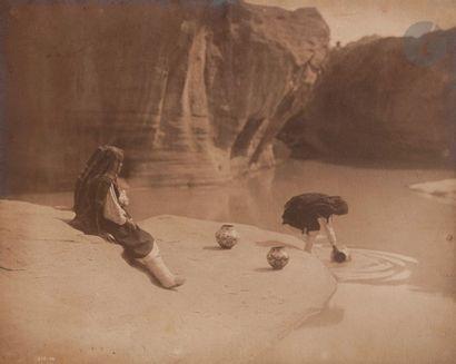 Edward Sherrif Curtis (1868-1952) The North...