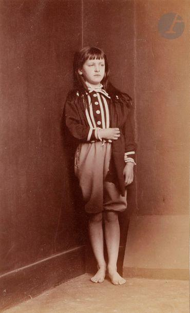 Lewis Carroll (Charles Lutwidge Dodgson)...