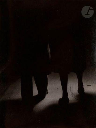 Bill Brandt (1904-1983) The war blackout....